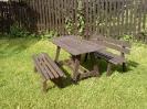 Sestavy laviček a stolů
